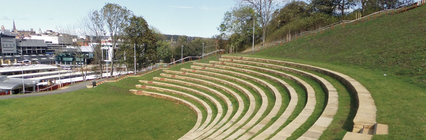 Amphitheatre Sheffield